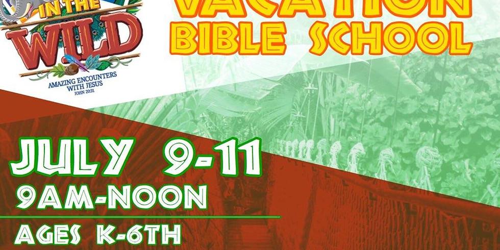 Y3B Vacation Bible School