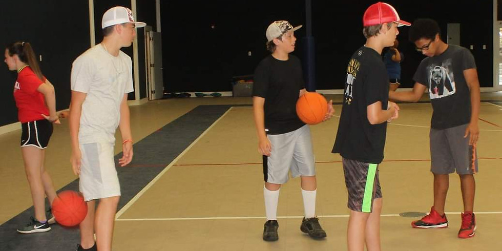 Leatherwood Reach for the Gold Sports Camp