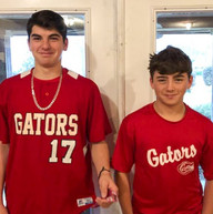Ray and Colton... Spirit Week