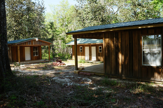 The Campout Cabins