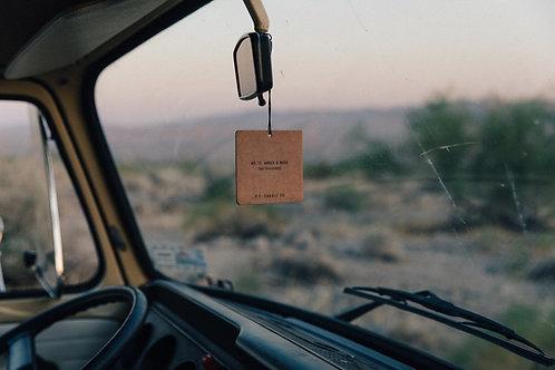 Car Fragrance / 11 AMBER&MOSS