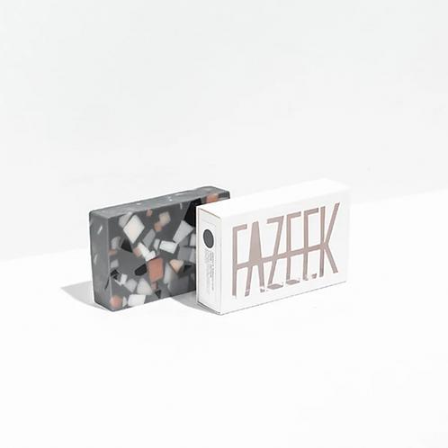 TERRAZZO SOAP / CEDAR+SAFFRON