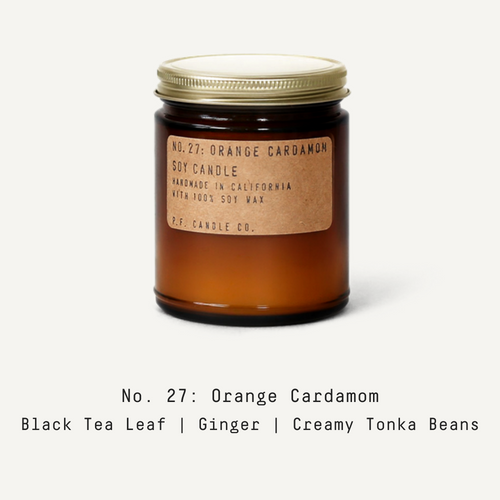 27 Orange Cardamom