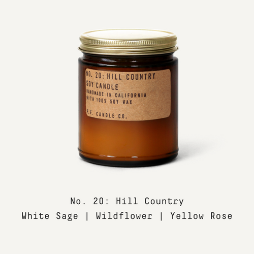 20 Hill Country