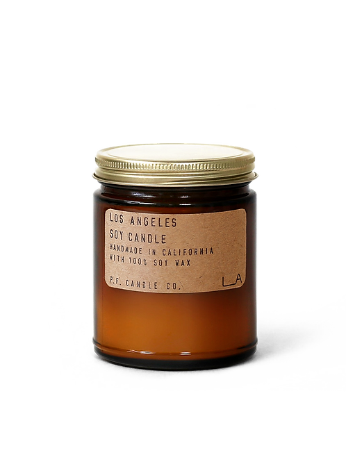 7.2oz Soy Wax Candle / Los Angeles