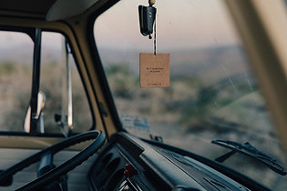 Car Fragrance / 21 GOLDEN COAST