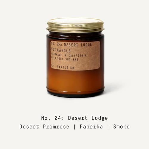 24 Desert Lodge