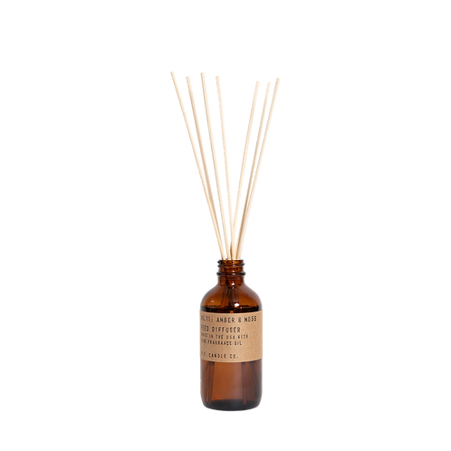 Reed Diffuser / 11 AMBER&MOSS