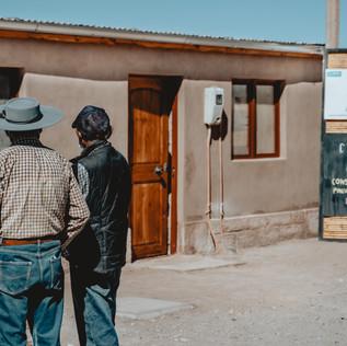Segundas viviendas conservadas en Lasana…