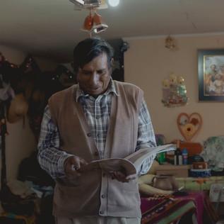 """Director Pablo Perelman graba Documental a la """"A la sombra de Alto Loa"""" en Comunidad."""
