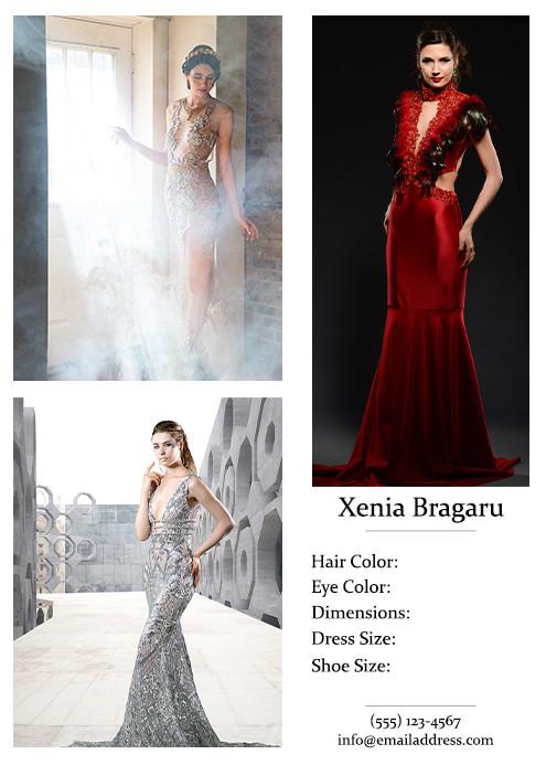 Xenia (Back White)