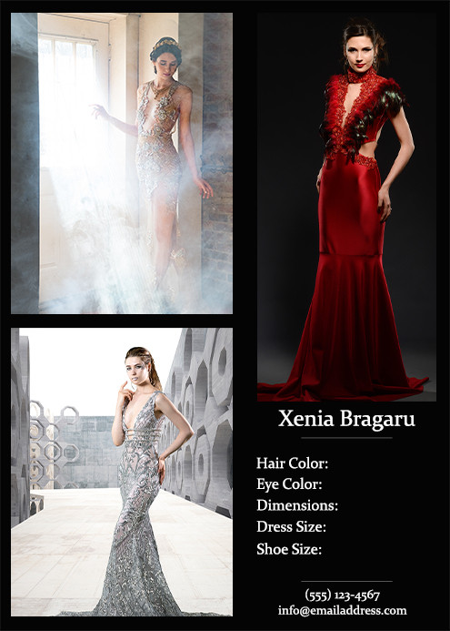 Xenia (Back Black)