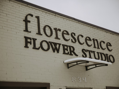 Florescence Flower Studio | Branding Session