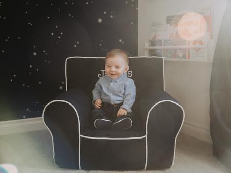 James | 6 Months Old