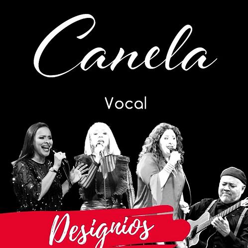 """CANELA VOCAL : ALBUM :Designios"""""""