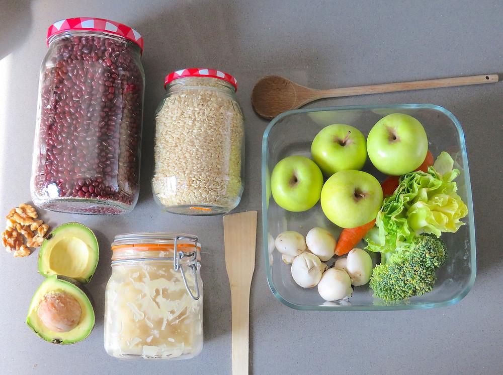 Alimentos ideales para llevar una dieta equilibrada