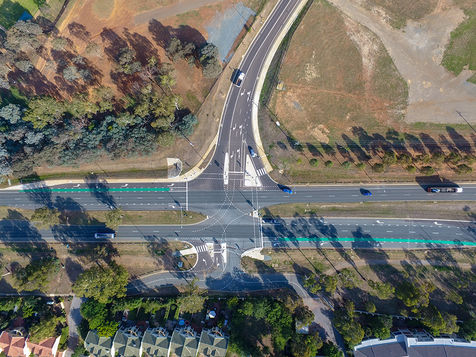 FEDERAL HIGHWAY AND OLD WELL STATION ROAD  INTERSECTION SIGNALISATION UPGRADE