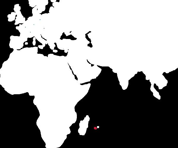 Wo liegt La Rénion