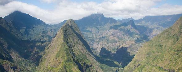Talkessel Mafate Insel La Réunion