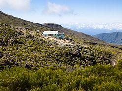 Berghütte Piton des Neiges La Réunion