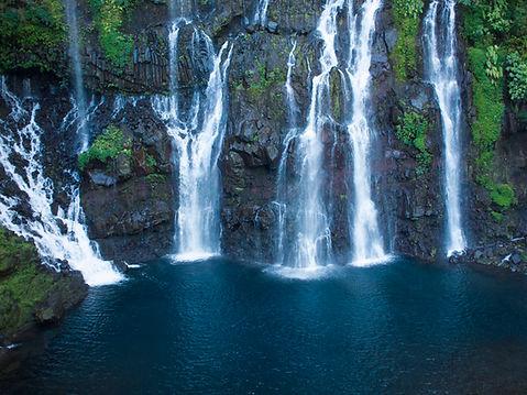 Insel La Réunion Grand Galet Langevin