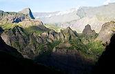 Talkessel Insel La Réunion