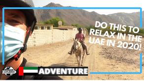 Equestrian // Exploring the Hajar Mountain foothills on horseback with Hatta Horses // UAE