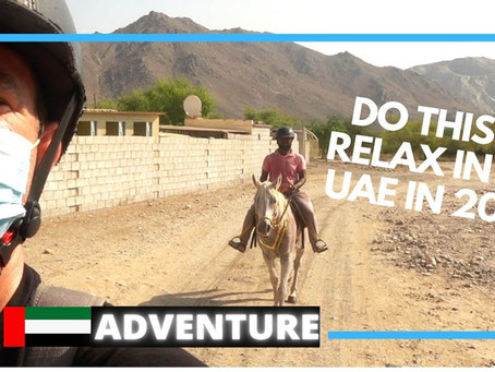 Equestrian // Exploring the Hajar Mountain foothills on horseback with Hatta Horses // UAE