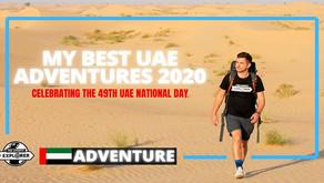 The best UAE adventures to do in 2020 // United Arab Emirates