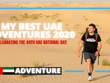 The best UAE adventures to do in 2020 // United Arab Emirates