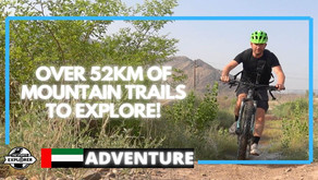 Cycling // Exhilarating tracks from Wadi Hub through the  Hatta mountains // UAE