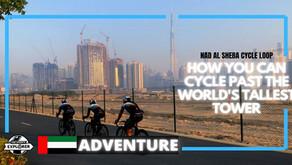 Cycling // How to cycle at the Nad Al Sheba Cycle Loop in Dubai // UAE