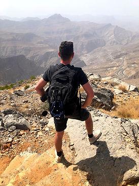 The Sports Explorer at Jebel Jais, UAE