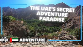 Adventure // 3 amazing adventures to explore in Khor Fakkan // United Arab Emirates