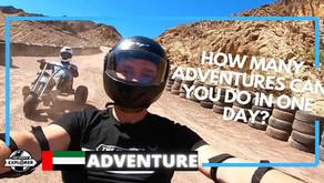 5 amazing adventures to do at Hatta Wadi Hub in 2020 // UAE
