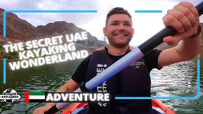Kayaking // Alkhor Kayak is a wonderful kayaking experience // UAE
