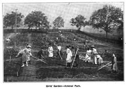 Arsenal Park Garden
