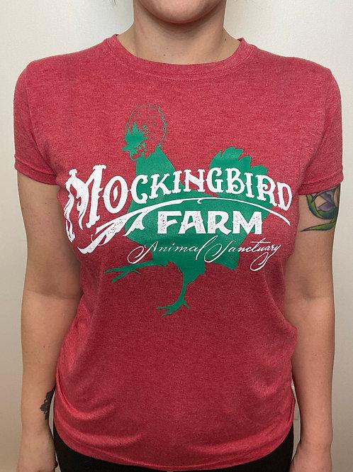 Mockingbird Farm WOMAN'S Fitted Shirt