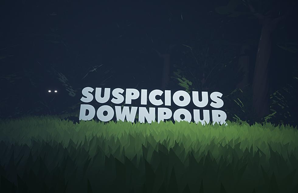 Suspicious Downpour