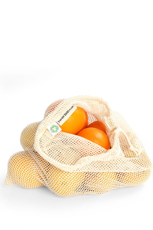Large Organic Cotton Grocery Bag