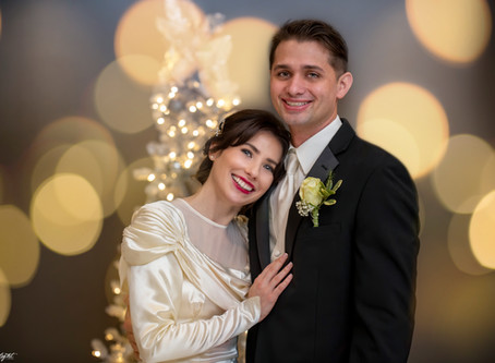 "Stephanie and David | Say ""I do"""