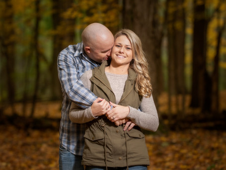 Kaylee and Josh | Engagement Session