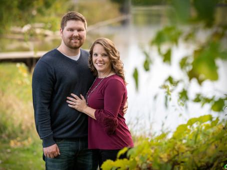 Samantha and Joe | Engagement Session