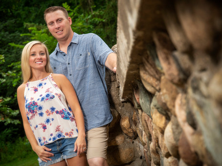 Melissa and Bradley | Engagement Session