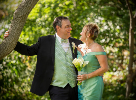 Jill and Garth Benson | Vow Renewal