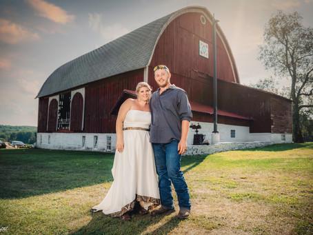 Aerial + Michael's | Lake Michigan Private Wedding