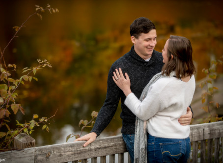 Marisa and Price | Engagement Session
