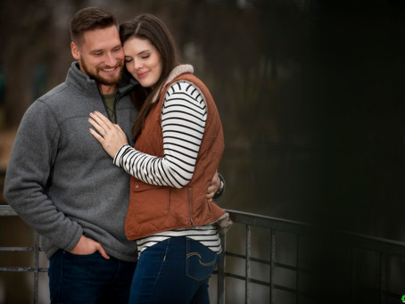 Kara and Jesse | Engagement Session