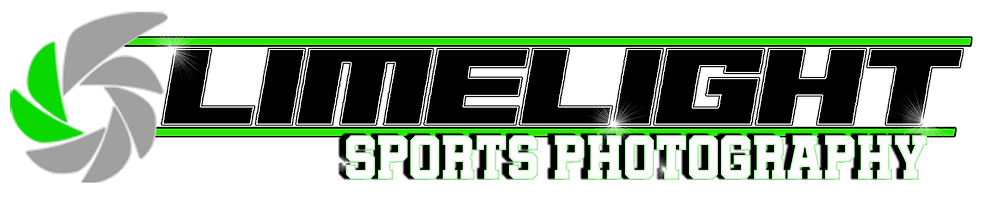 SPORTS PHOTOGRAPHY LOGO with sparkles.pn