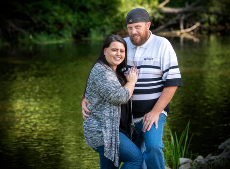 Amber and David | Engagement Session